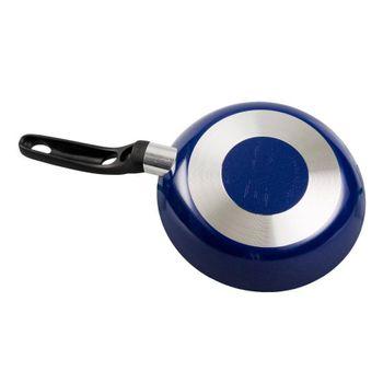 Sartén Ekco Classic de Aluminio Color Azul marino con Duraflon® de Alto Rendimiento