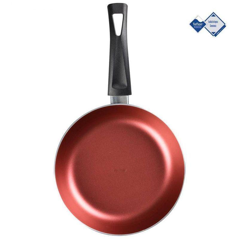 Sarten-Vasconia-Basicos-de-Aluminio-Color-Rojo-con-Teflon™-Classic-Easy-Clean-tienda-en-linea-La-Vasconia