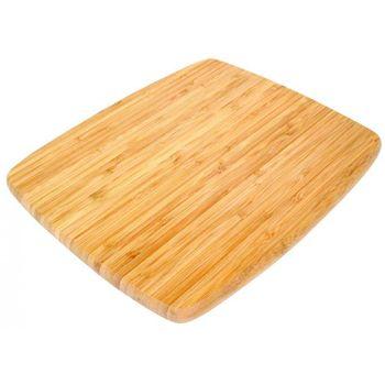 Tabla para picar de 11x14 cm. Farberware de Madera Color Bambú