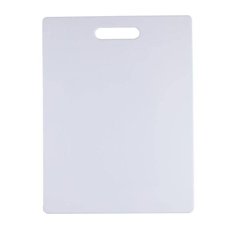 Tabla-para-picar-mediana-Ekco-Classic-de-Polipropileno-Color-Blanco-tienda-en-linea-La-Vasconia