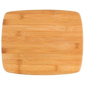 Tabla para picar mediana Vasconia Básicos de Bambú Color Bambú