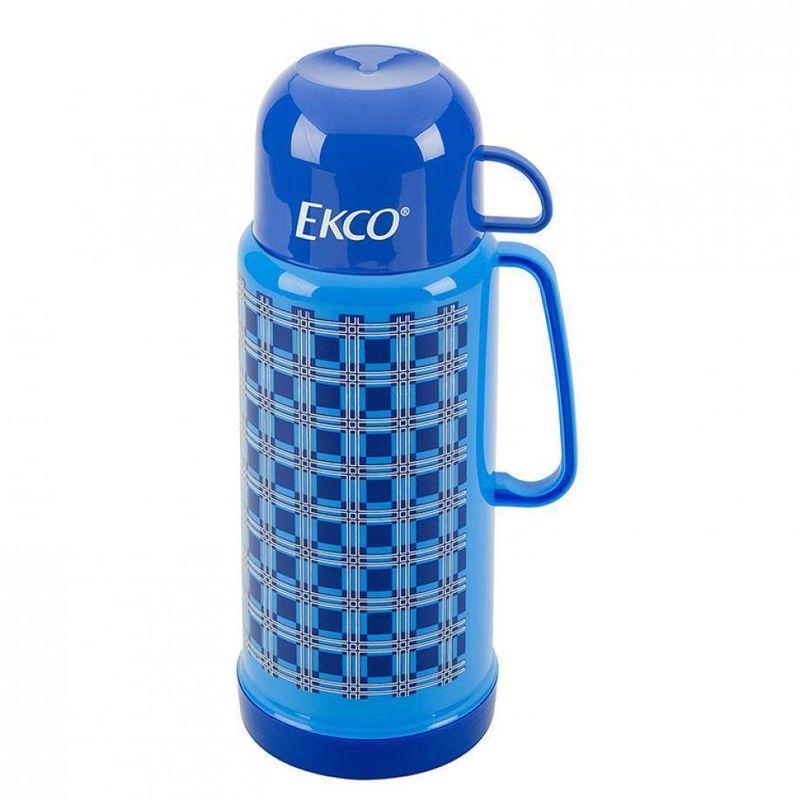 Termo-escoces-de-1-litro-Ekco-Classic-de-Ampolla-de-vidrio-Color-Azul-con-Tapa-taza-y-Tapa-anti-derrames-tienda-en-linea-La-Vasconia