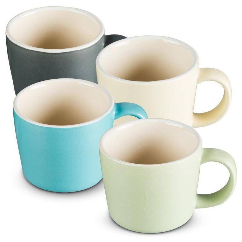Set-de-tazas-expreso-Lacafetiere-de-Ceramica-de-4-Piezas-Color-Rojo-tienda-en-linea-La-Vasconia
