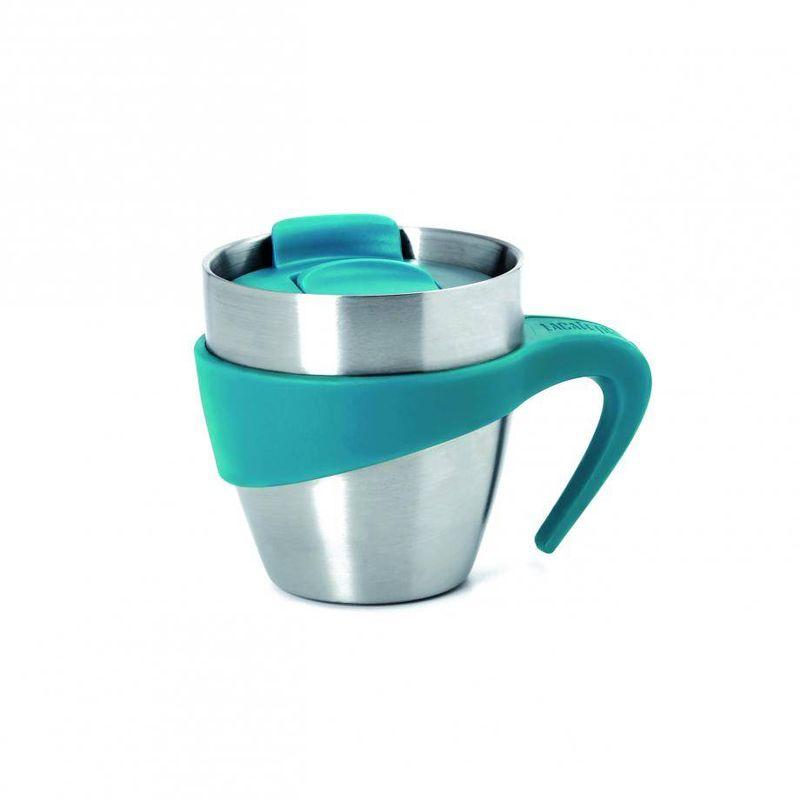 Taza-isotermica-350-ml.-Lacafetiere-de-Acero-inoxidable-y-mango-de-polipropileno-Color-Azul-y-Plateado-tienda-en-linea-La-Vasconia