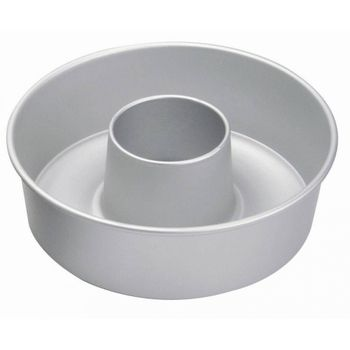 Molde para rosca de 26cm Vasconia Bakers advantages de Aluminio Color Plateado Satinado