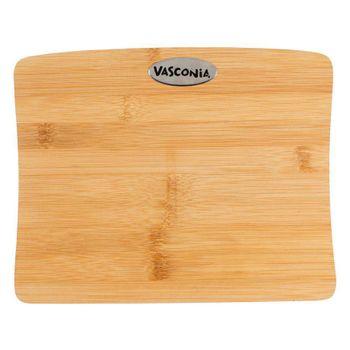 Tabla para picar chica Vasconia Master de Bambú Color Negro