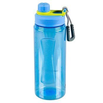 Botella con Tapa Rosca de 740ml Ekco Classic de Tritán Color Azul