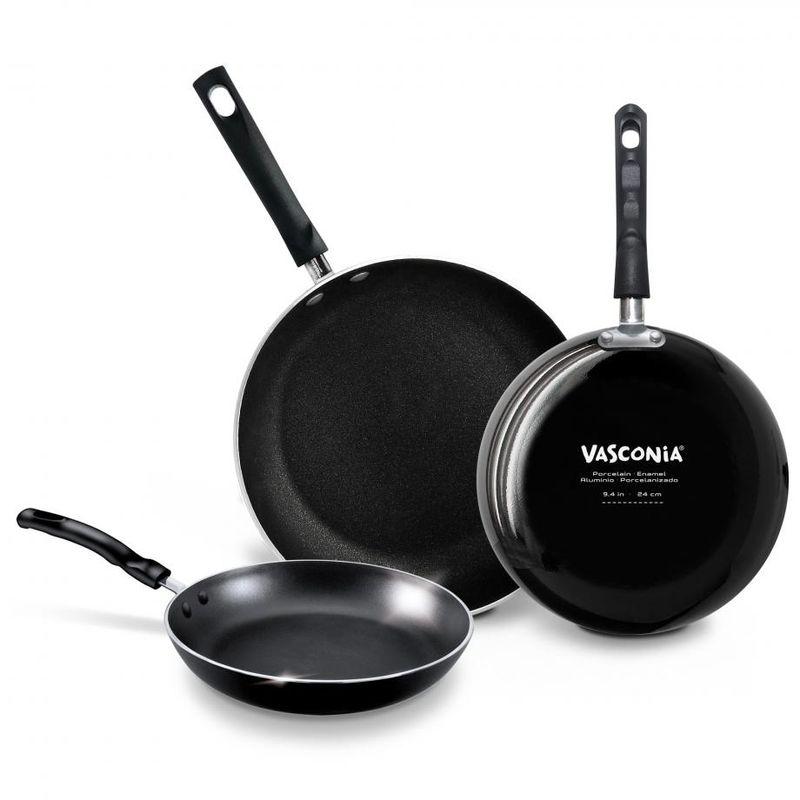 3Pack-de-Sartenes-Vasconia-Master-de-Aluminio-porcelanizado-con-Antiadherente-Moonscape-tienda-en-linea-La-Vasconia