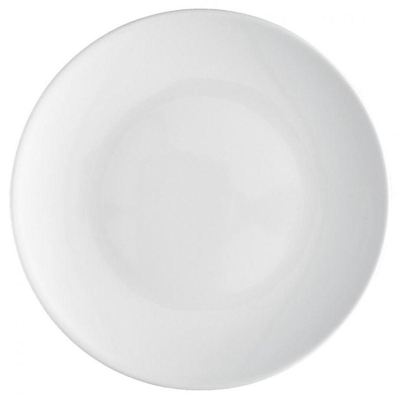 Plato-Trinche-de-Melamina-Blanco-de-Pfaltzgraff-tienda-en-linea-La-Vasconia