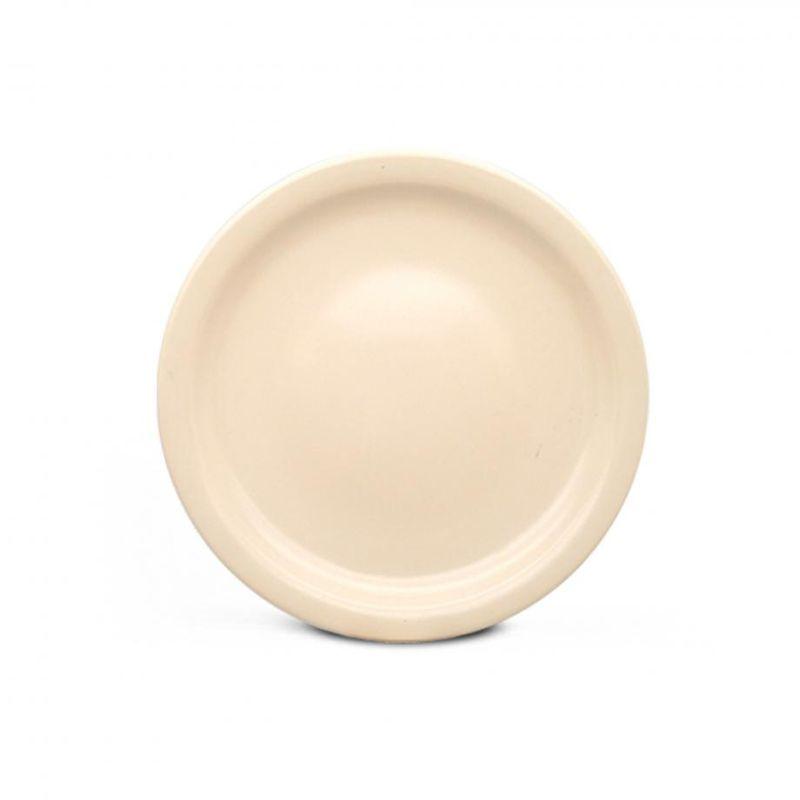 Plato-Pastel-Ekco-de-17cm-color-Beige-tienda-en-linea-La-Vasconia