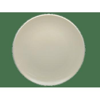 Plato Trinche de Porcelana modelo Ivory