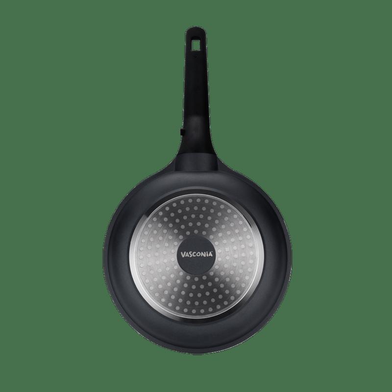 Sarten-de-24-cm-Vasconia-Regal-color-Negro-hecha-de-Aluminio.-te-lo-llevamos-hasta-tu-casa-pidelo-solo-en-lavasconia.com-¡Aprovecha-