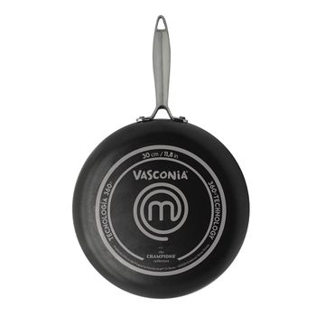 Sartén 30cm (2.5mm) masterchef con antiadherente easy clean 360