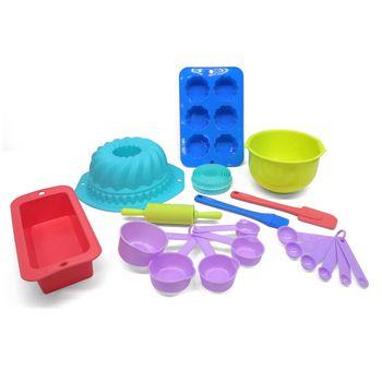Set de utensilios de repostería Ekco de 24 piezas