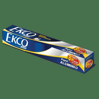 Papel Aluminio Ekco 8 metros x 30cm