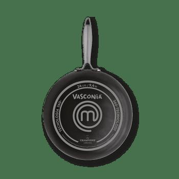 Sartén 24cm (3.5mm) Masterchef con Antiadherente Easy Clean 360