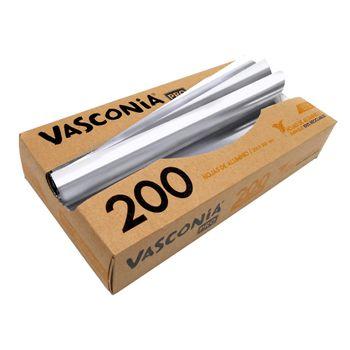 Hojas pop-up de 200pzs de Aluminio de gran resistencia con tecnología Oxygen3 Health System®