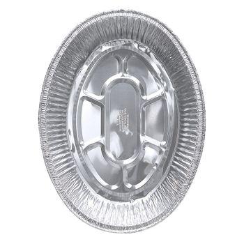 Charola Ovalada Vasconia resistente para cocinar