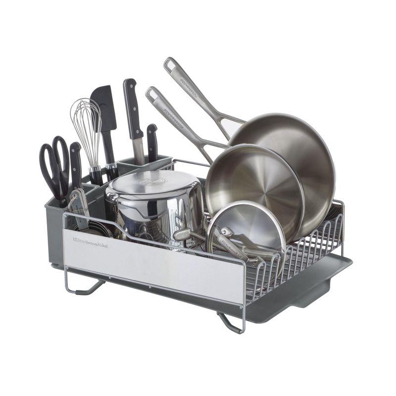 escurridor-kitchenaid-grande-color-gris-de-alta-resistencia