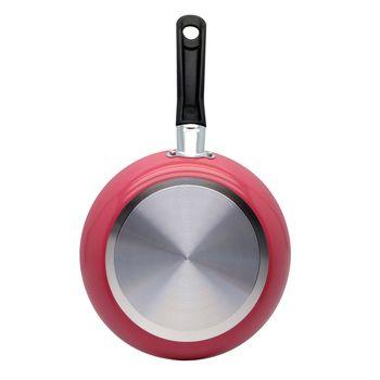 Sarten de 24 cm Deleite color Pink con antihaderente Duraflon®