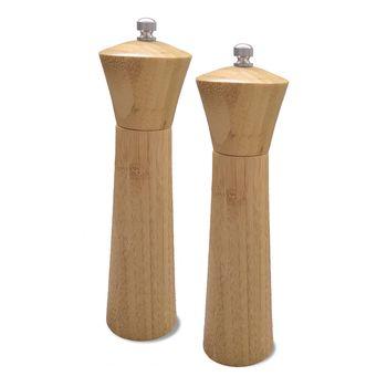 Juego de Molinos Sal&Pimienta Vita hechos de Bambú