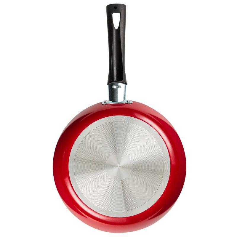 Bateria-de-Cocina-Casamoda-de-5-Piezas-de-Aluminio-Color-Rojo-con-Duraflon®-de-Alto-Rendimiento-tienda-en-linea-La-Vasconia