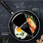 Sarten-Vasconia-Master-de-Aluminio-porcelanizado-con-Antiadherente-Moonscape-tienda-en-linea-La-Vasconia