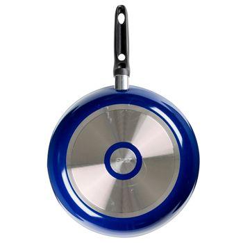 Sartén de 30 cm. Ekco Classic de Aluminio Color Azul marino con Duraflon® de Alto Rendimiento