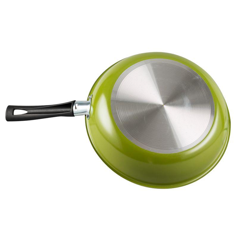 Sarten-de-24-cm.-Ekco-Classic-de-Aluminio-Color-Verde-con-Duraflon®-de-Alto-Rendimiento-tienda-en-linea-La-Vasconia