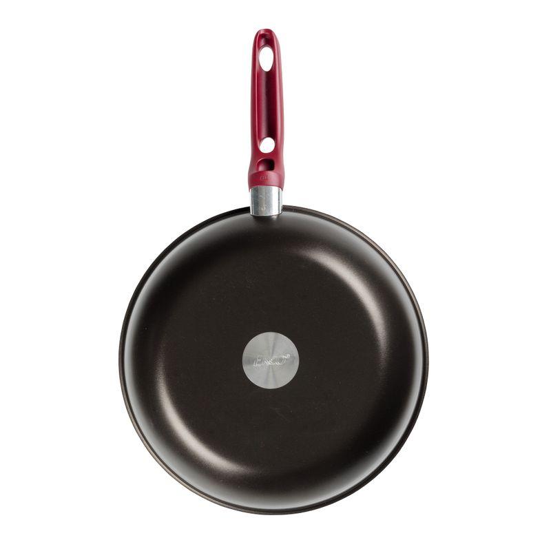Wok-de-28-cm.-Ekco-Evolution-de-Aluminio-Color-Negro-con-Duraflon®-de-Alto-Rendimiento-tienda-en-linea-La-Vasconia