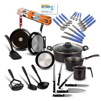 Kit Cocina Total Abril 2021