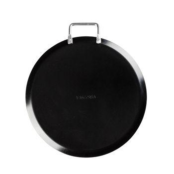 Comal Vasconia Básicos de Aluminio Color Negro con Duraflon® de Alto Rendimiento