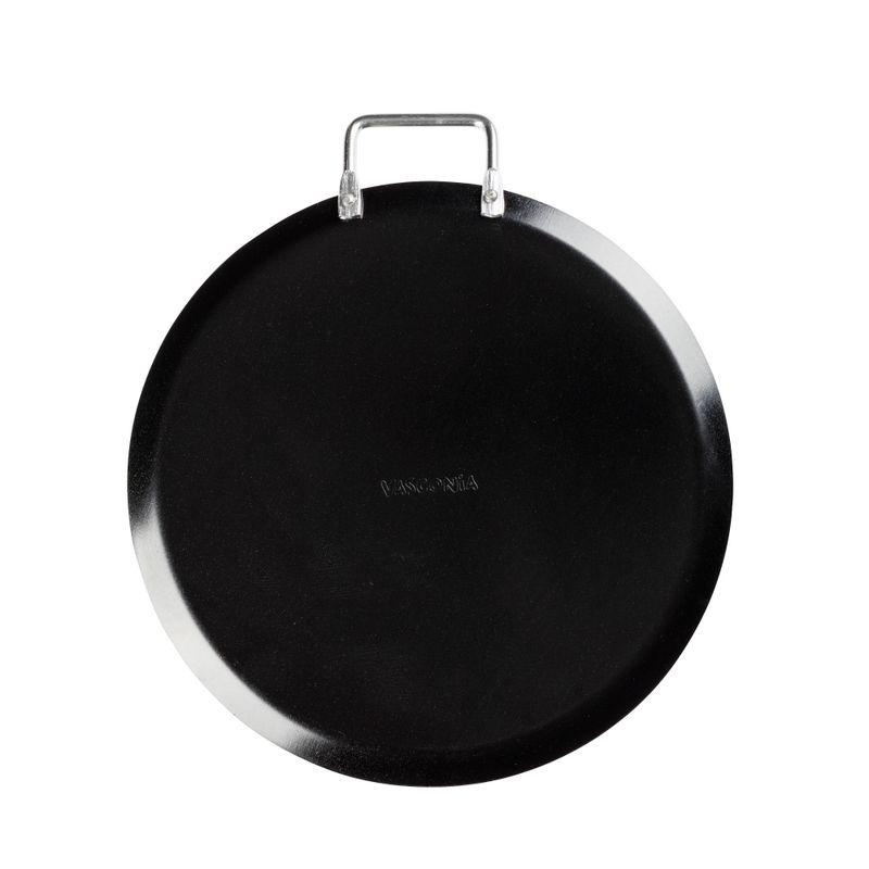 Comal-Vasconia-Basicos-de-Aluminio-Color-Negro-con-Duraflon®-de-Alto-Rendimiento-tienda-en-linea-La-Vasconia