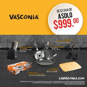 Kit Vasconia Junio 2021