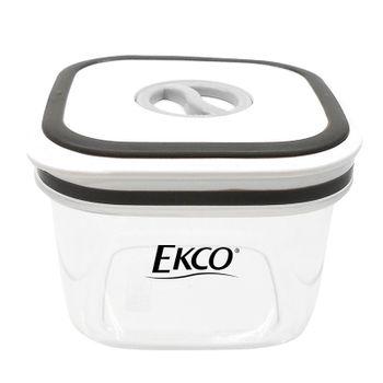 Hermético de 700 ml Ekco Fresh Everyday Cuadrado Libre de BPA con Fechador