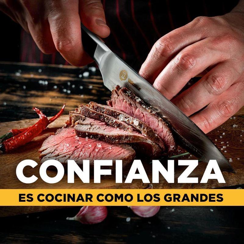 Cuchillo-Chef-8--Vasconia-Masterchef-de-Acero-Inoxidable-te-lo-llevamos-hasta-tu-casa-pidelo-solo-en-lavasconia.com-¡Aprovecha-