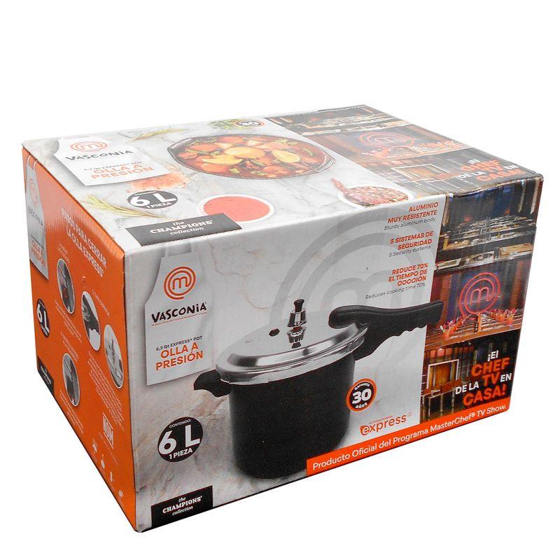 Olla-Express®-Masterchef-de-6-Litros-Negra-de-Aluminio-te-lo-llevamos-hasta-tu-casa-pidelo-solo-en-lavasconia.com-¡Aprovecha-